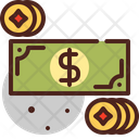 Bank Note Money Note Icon