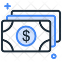 Bank Notes Icon