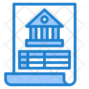 Banking Money Finance Icon