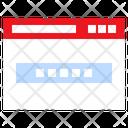 Bank Pin Bank Password Pin Code Icon