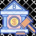 Bank Regulation Icon