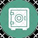 Bank Safe Bank Vault Money Box Icon
