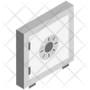 Bank Safe Bank Vault Safe Box Icon