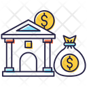 Bank Services Icon