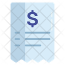 Bank Slip Icon