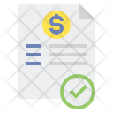 Iinvoice Icon