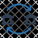 Transaction Trade Bank Icon