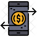 Bank Transfer Icon