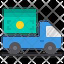 Truck Financial Icon