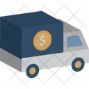 Bank Van Delivery Delivery Van Icon