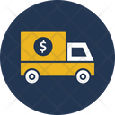 Bank Van Icon