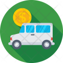 Bank Van Delivery Icon