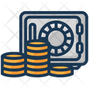 Bank Deposit Finance Icon