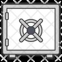 Locker Safety Locker Bank Locker Icon