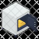 Bank Vault Safe Box Locker Icon