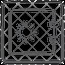 Locker Bank Vault Bank Locker Icon
