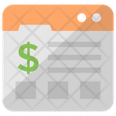 Bank Website Banking App Internet Banking Icon