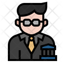 Banker Profession Occupation Icon