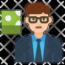 Ibanker Banker Investor Icon