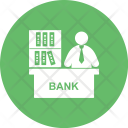 Banker Icon