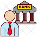 Banking Bank Business Icon