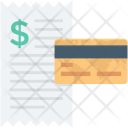 Banking Bill Credit Icon