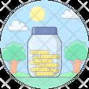 Banking Money Box Coin Box Icon