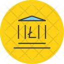 Banking Financial Instituition Icon