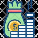 Banking Money Savings Icon