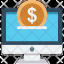 Banking Digital Transformation E Banking Icon