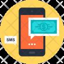 Banking Mobile Money Icon
