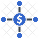 Bank Banking Network Icon