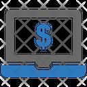 Seo Web Banking Icon