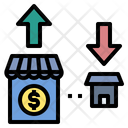 Brand Business Competitor Icon