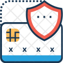 Banking Security Shield Icon
