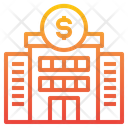 Banking Bank Money Icon