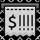 Banking Bill Financial Icon