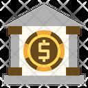 Banking Organization Institute Icon