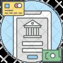 Banking App Ebanking Mobile Banking Icon