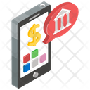 Online Banking Banking App Smartphone Banking Icon