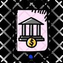 Online Banking Banking App Digital Banking Icon
