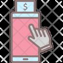 Banking App Mobile Banking Mobile Deposit Icon