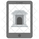 Banking App M Commerce Icon