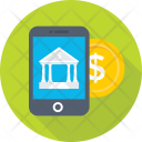 Banking App Dollar Icon