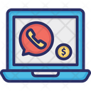 Banking Call Center Business Call Call Banking Icon