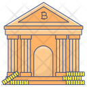 Banking Cryptocurrency Icon