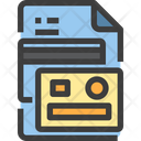 Banking File Icon