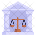 Banking Law Icon