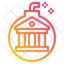 Banking Bomb Business Icon