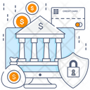 Secure Payment Safe Banking Secure Transaction Icon